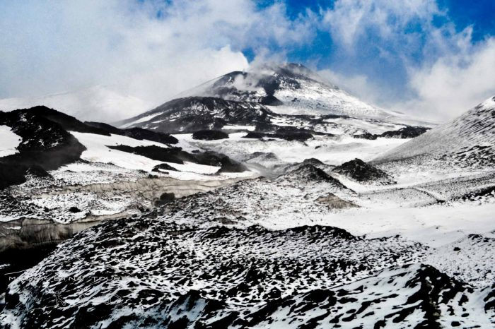 Etna Tour Winter